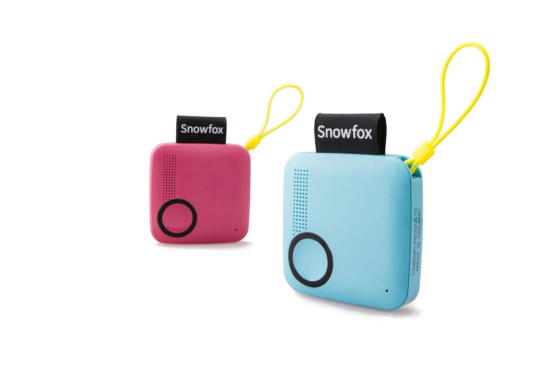 Snowfox tracker phone for kids Haltian