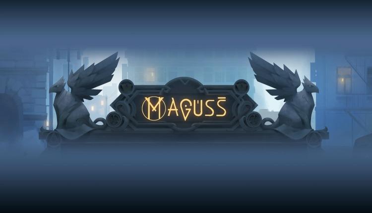 Maguss Wand magic go