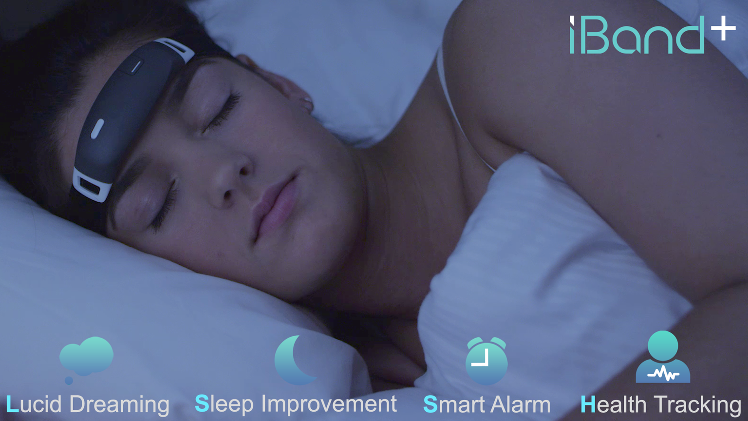 iband iband+ ibandplus improve sleep patterns and induce lucid dreams