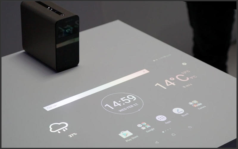 Xperia Touch Samsung